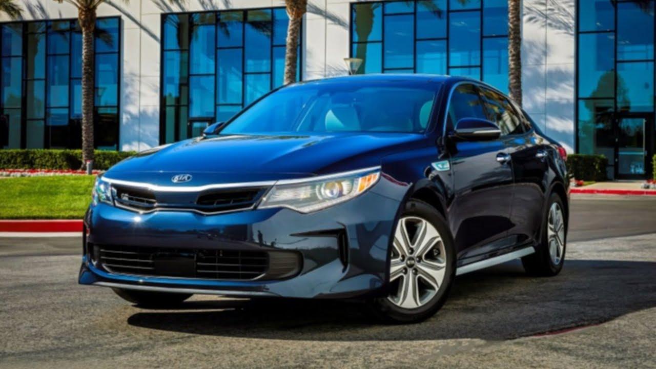 Kia Optima Hybrid 2018 Car Review