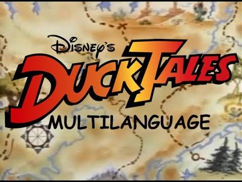 DuckTales Multilanguage [updated version in description!!!]