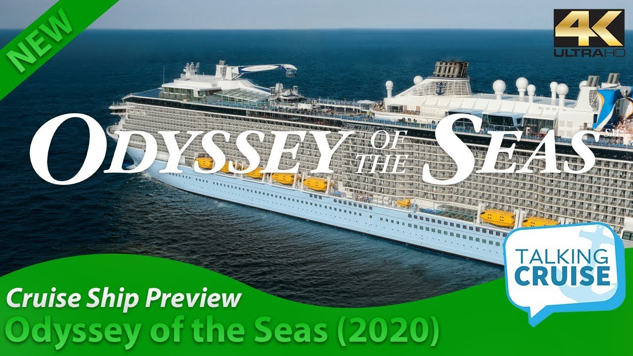 Odyssey Of The Seas Cruise Ship Preview 2021 Youtube