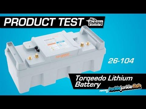 Review: Torqeedo 26-104 Lithium Battery