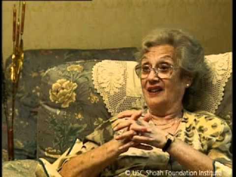 Jewish Survivor Paulette Shaw Testimony
