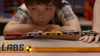 Trailer | Hot Wheels Labs | @Hot Wheels