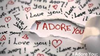 Watch Sammie I Adore You video