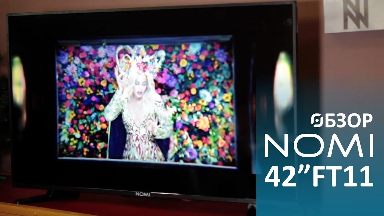 LIN 32LHD1510 Отзывы Фото Обзор Телевизор 2016 - YouTube