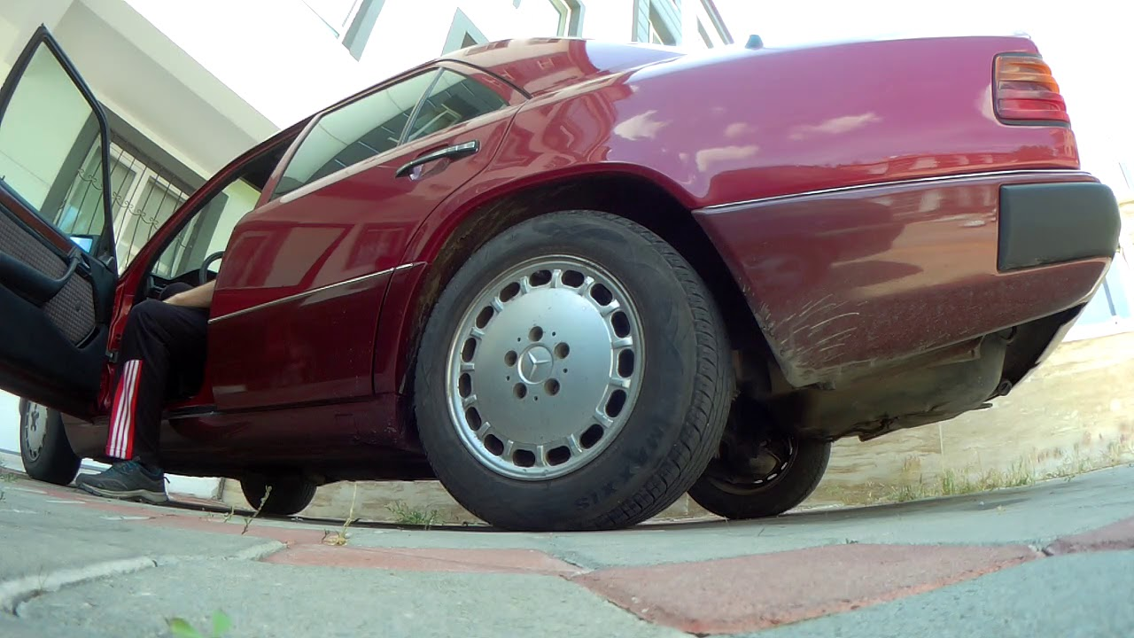Mercedes-Benz C200 1.5L 184 HP/ Son Susturucu İptali / Emil Exhaust