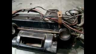 69 Mopar Heater / AC box connections