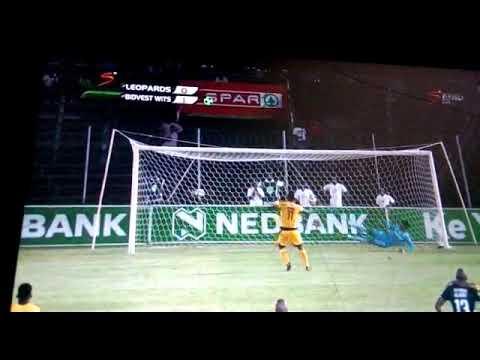 Black Leopards vs Bidvest Wits Nedbank Cup, All penalty goals 18/02/2019