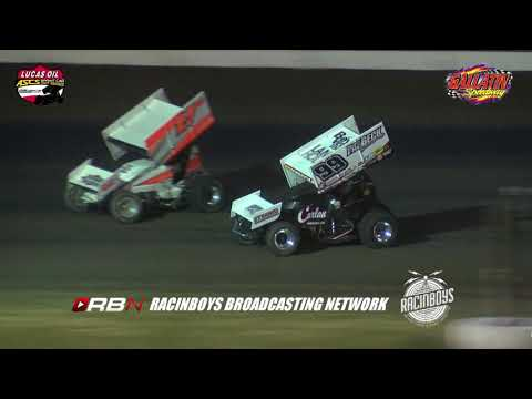 ASCS NATIONAL TOUR FROM BELGRADE MT  7.7.18