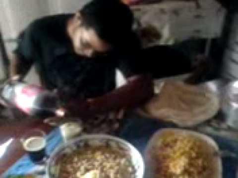 Preparando O Almoço