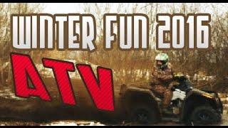 Cover images ATV Winter Fun 2016 / Brap Brap