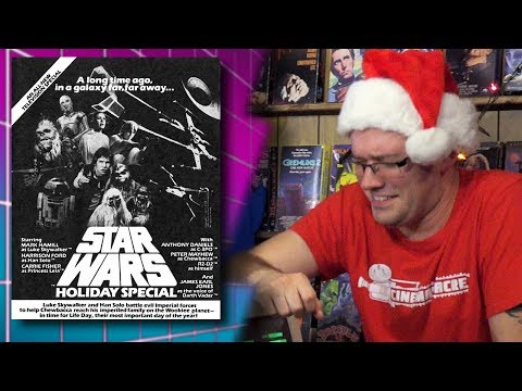 The Star Wars Holiday Special Made Us Itchy and Lumpy - Rental Reviews