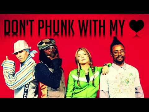 Black Eyed Peas - Don't Phunk With My Heart (Instrumental) HQ [Karaoke]