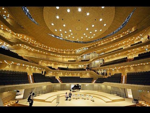 Elbphilharmonie Hamburg Concert Hall Youtube