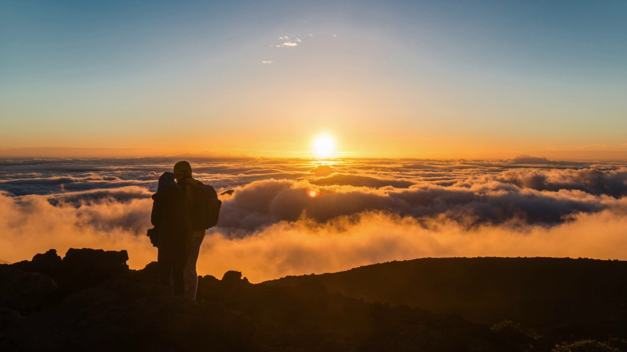 Trip To Maui Haleakala Sunrise Youtube