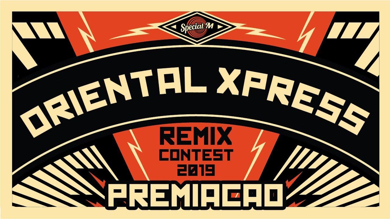 Oriental Xpress Remix Contest :: Premiação
