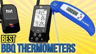 8 Best BBQ Thermometers 2016