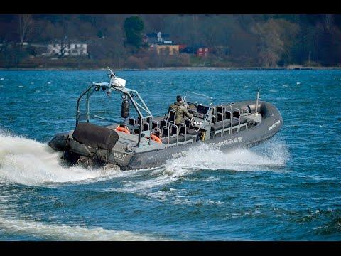 Shipsforsale Sweden passenger RIB boat 5 Rupert marine 43 knots.