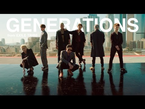 GENERATIONS from EXILE TRIBE / 「太陽も月も」Music Video (字幕あり)
