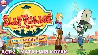 Slap Village Chapter 1 Reality Slap Gameplay - Part 2 - Walkthrough (PC HD) (No Commentary)