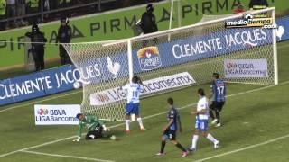 Los goles del: Querétaro vs Puebla (1 - 1)