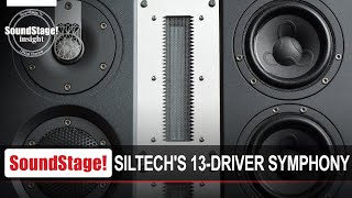 13-Drivers! The Siltech Symphony Super-Speaker - SoundStage! InSight (November 2020)