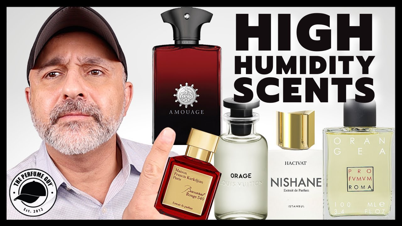 Download FRAGRANCES I LOVE TO WEAR IN HIGH HUMIDITY | Sexy Long-Lasting Scents To Wear In The Summer Heat