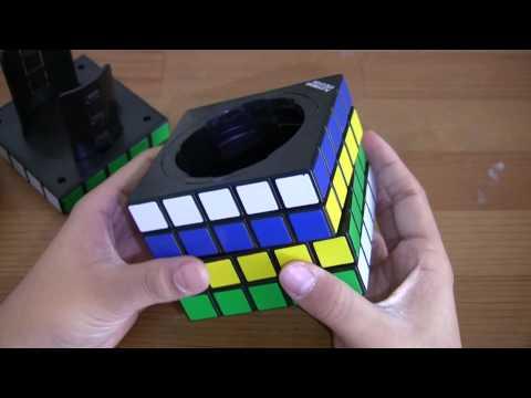 Rubik's Safe (International Spy Museum)