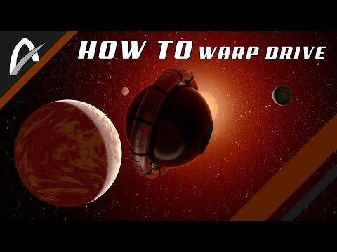Building a Warp Drive | AsteronX