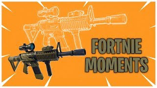 New Update Thermal Scoped Assault Rifle Available now (Fortnite Epic and Funny Moments Ep.51)