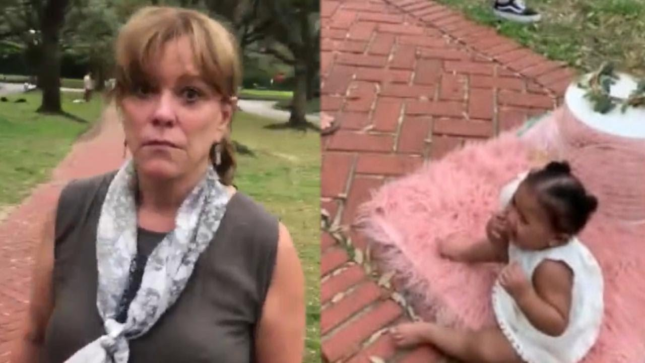 Racist WS Woman Confronts Parents for Baby's Photo Shoot on Sidewalk