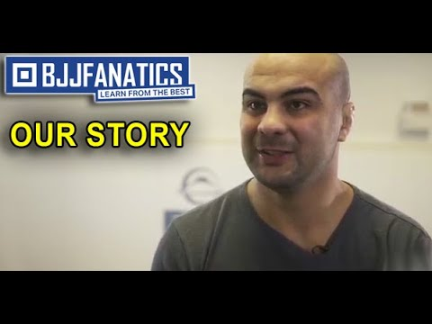 BJJ Fanatics: Our Story