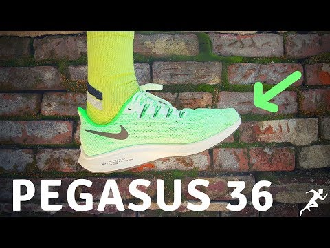 nike-pegasus-36-first-impression-|-maiden-voyage-run