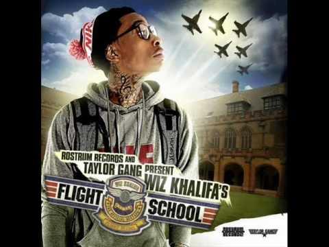 Wiz Khalifa-Name On A Cloud