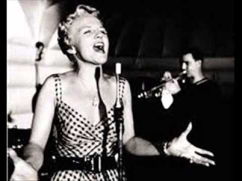 "Peggy Lee Sings ""Is That All There is?"""