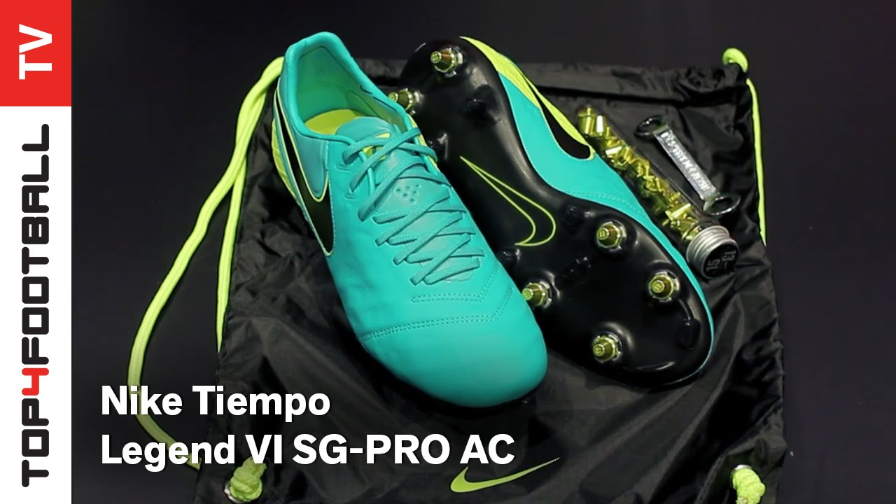 32617bc5b ... 50% off top4football unboxing nike tiempo legend vi sg pro ac bac3c  41b5d
