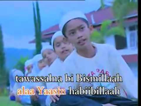 نشيد صلاة الله سلام الله لاطفال اندونيسيا