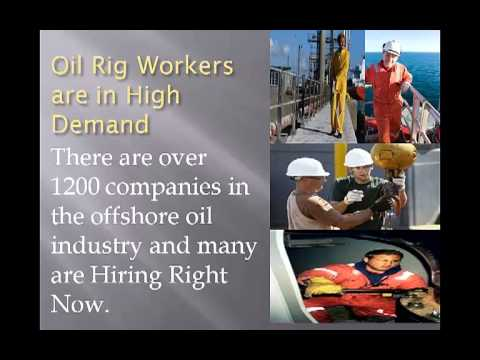Oil Rig Jobs Uk-No experience required