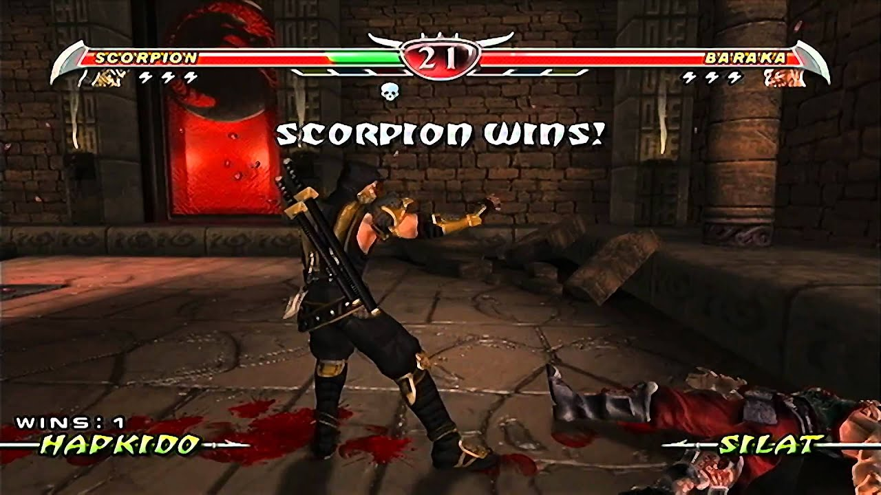 Mortal kombat 6 скачать на пк