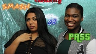 Celebrity Smash or Pass Challenge: Would You Rather version