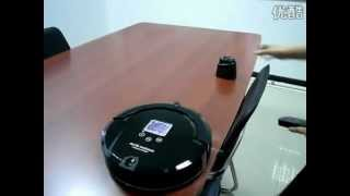 Robot Vacuum Cleaner - A320 Demo Video