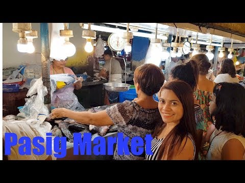 Pasig Market