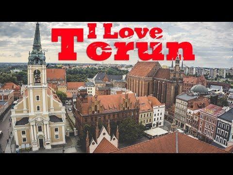 I LOVE TORUN - Poland Travel Vlog