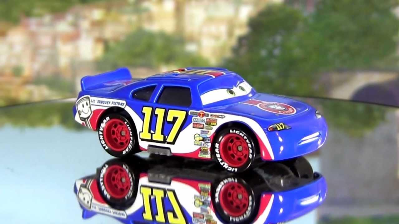 Disney Pixar Cars Radiator Springs Classic FLO Y3416 NEW