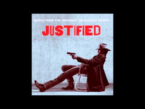 Justified #1  Long Hard Times To Come (main Theme) Youtube