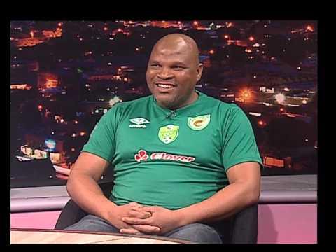 Thomas Mlambo Interviews Baroka FC Footballer Skhwama