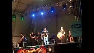 São João de Ubaíra ano 2013.  Segunda noite, Flávio José (parte 01)
