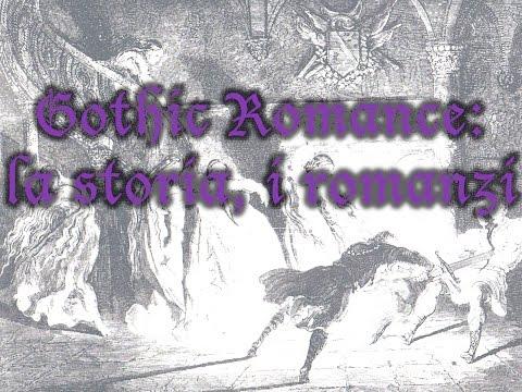 Gothic Romance: la storia,  i romanzi