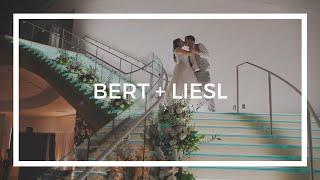 Bert and Liesl | Wedding Film | Roanoke College Antrim | Taubman Museum of Art