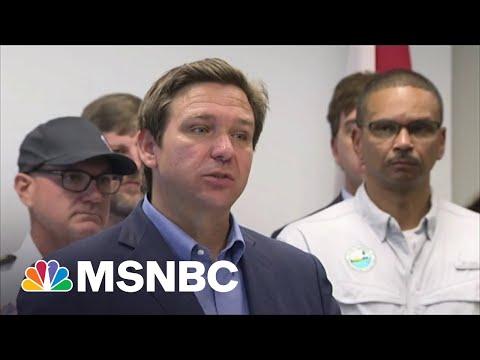 Federal Government Sending Hundreds Of Ventilators To Florida