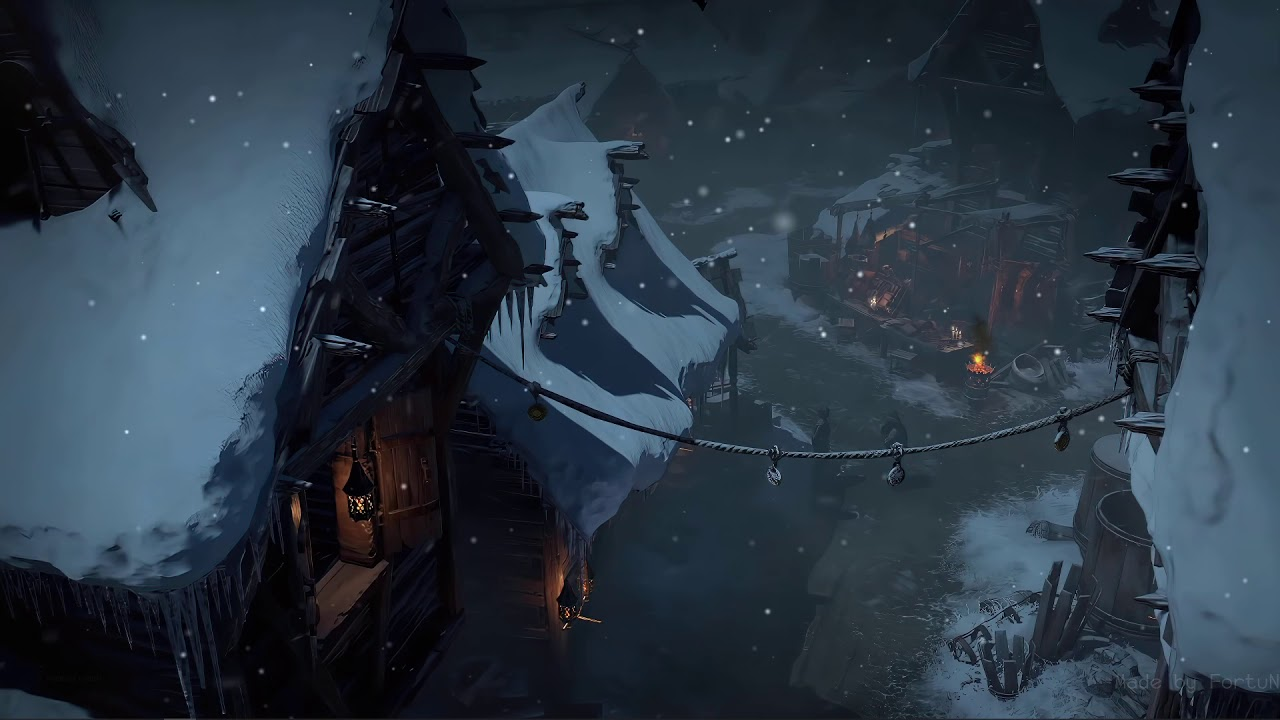 Diablo 4 Fractured Peak Zone Live Wallpaper Battlechat